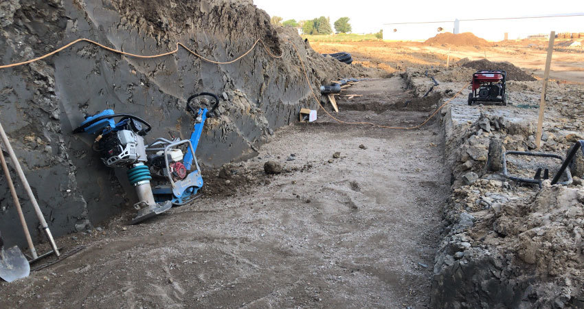 Drainage and Erosion Control in Northwest Iowa