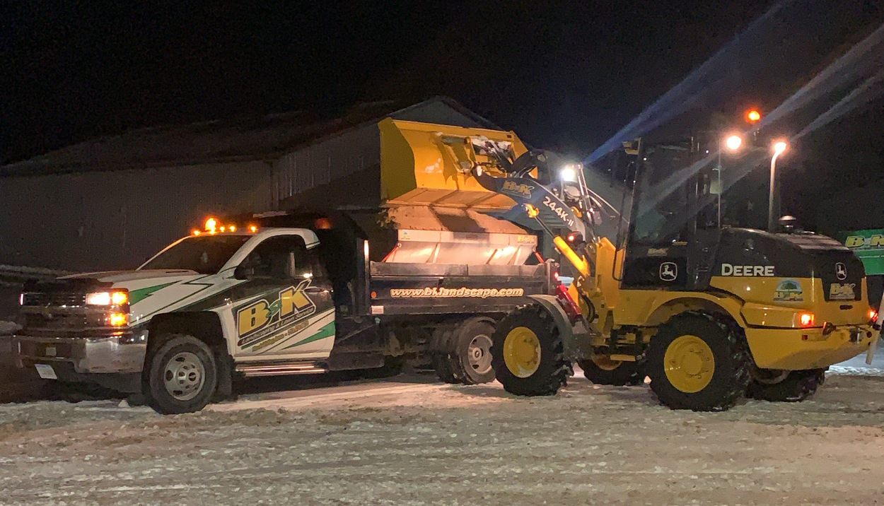 Snow Removal in Northwest Iowa