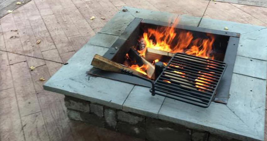 Fire Pits in Northwest Iowa