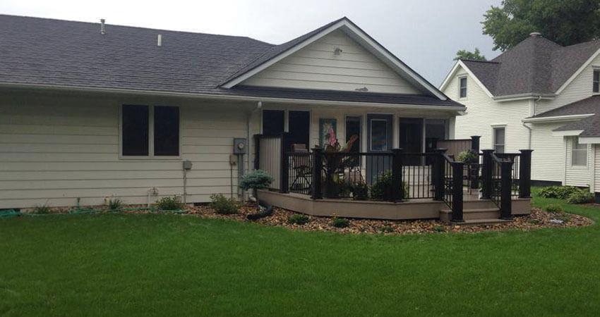 Outdoor Living Areas in Northwest Iowa
