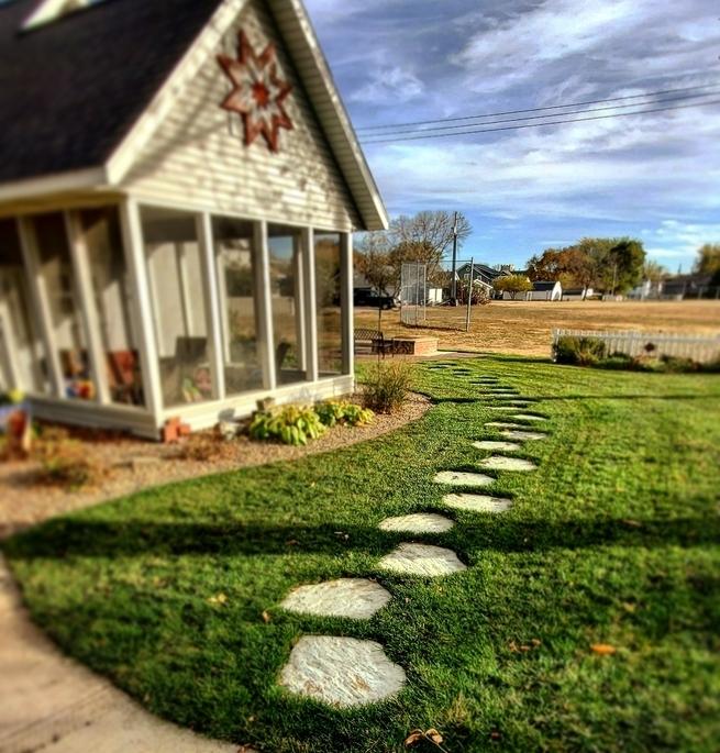 Paver Walkways & Patios in Northwest Iowa