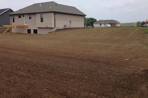 Lawn Grading & Installation in Northwest Iowa